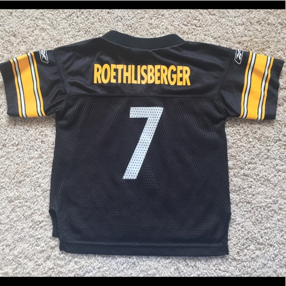 723bf6f30 Pittsburgh Steelers Ben Roethlisberger Jersey 2T. M_5b59fef64cdc30acb0217d61